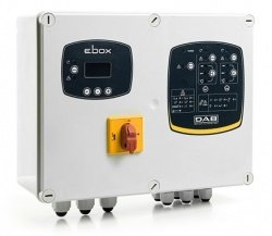 DAB E-BOX PLUS D 230-400V/50-60
